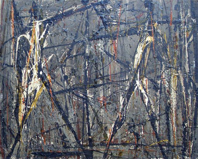, 'Jazz me Blue,' 1953, Anita Shapolsky Gallery