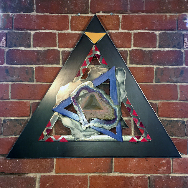 , 'Triangular Trade,' , L'Attitude Gallery