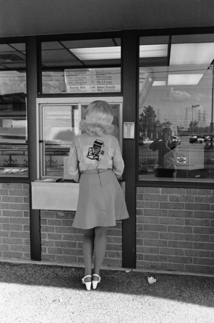 Lee Friedlander, 'Dallas', 1975, Fraenkel Gallery