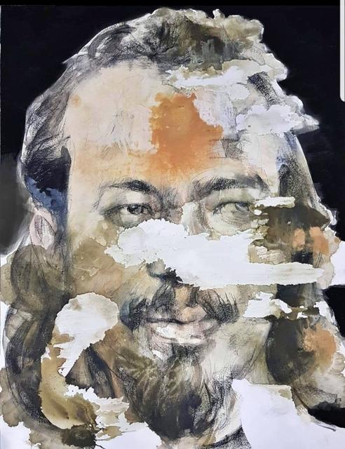 Silawit Poolsawat, 'Self-portrait Poolsawat ', 2019, Asiart Gallery