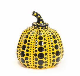 Pumpkin Object (Yellow)