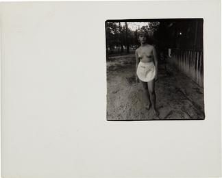 Waitress, Nudist Camp, N.J.