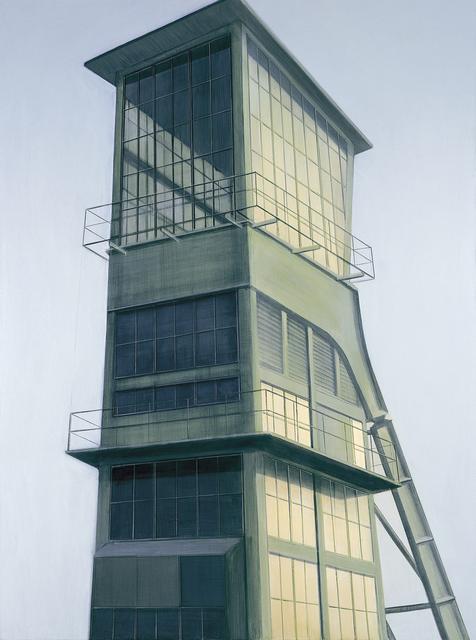 , 'Turm IV (Thüringen) (Tower IV) ,' 1996, THE GRASS IS GREENER