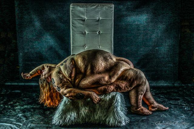 , 'Defining  Grace,' 2018, Alessandro Berni Gallery