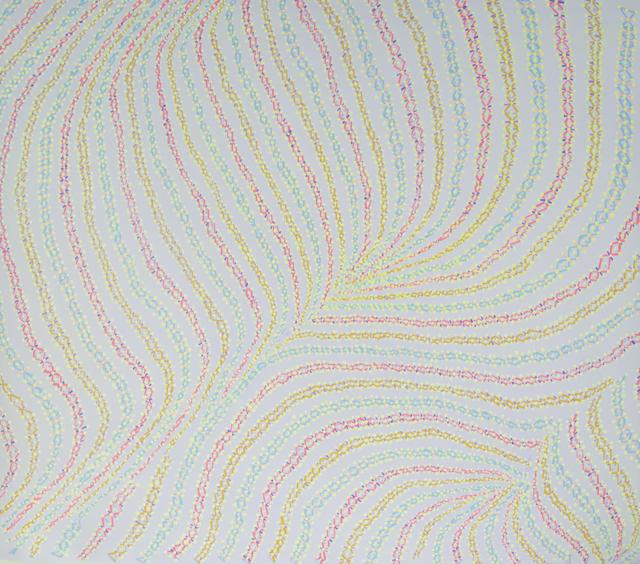 , 'Cosmic Ray #34,' 2019, Vin Gallery