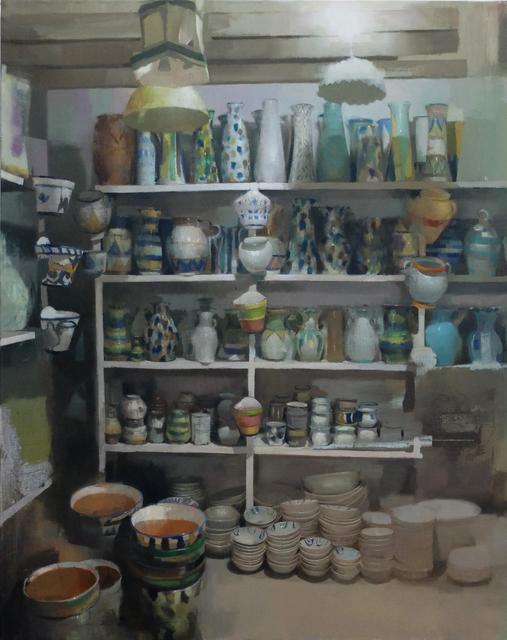 , 'Interior de Nijar, Almeria,' 2018, PDP Gallery