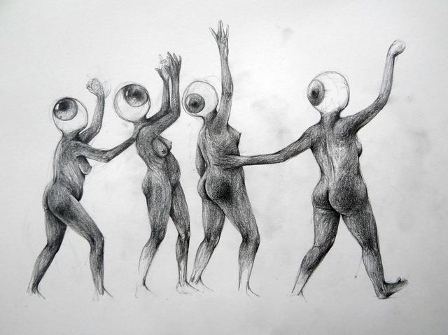 ", '""She Summons an Army"", Untitled 16,' 2018, Sapar Contemporary"