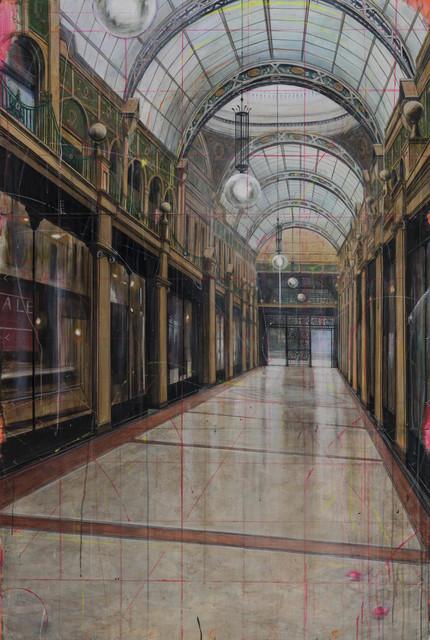 , 'Market/Leeds,' 2015, Winston Wächter Fine Art