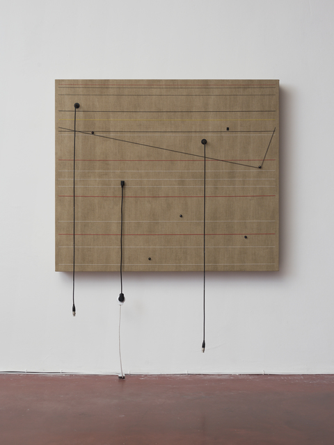 , 'Transitions,' 2016, Dvir Gallery