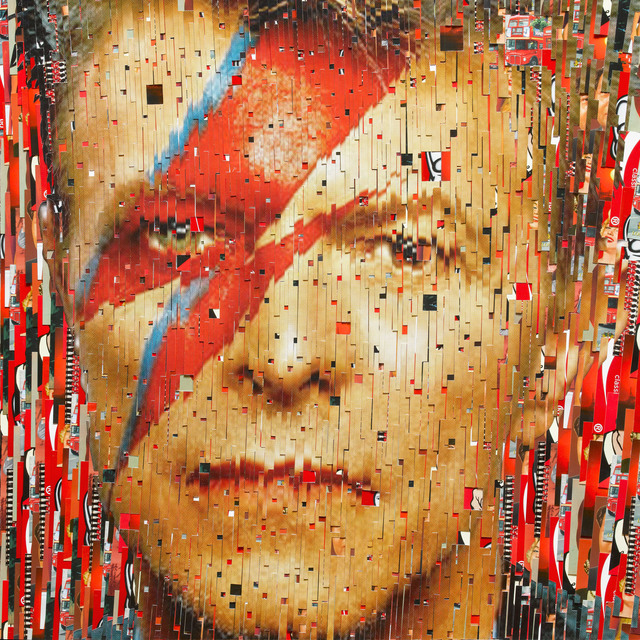 , 'David Bowie,' 2013, Opera Gallery