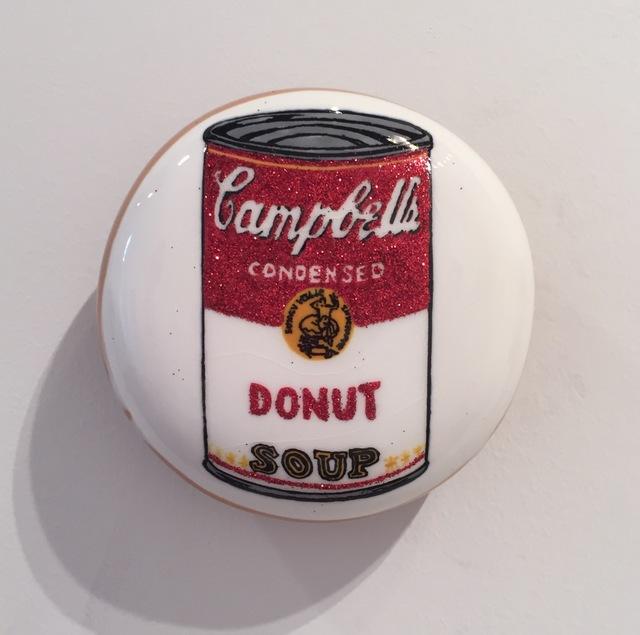 , 'Le Petit Donut Soup,' 2016, Lyons Wier Gallery