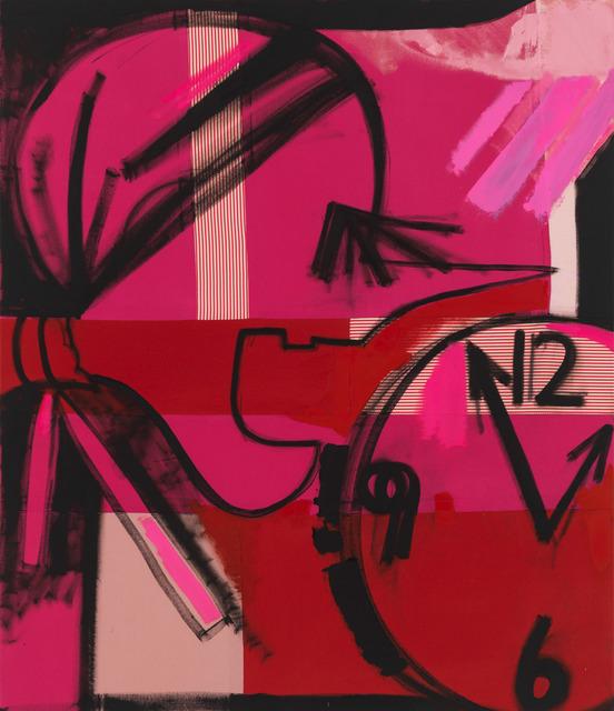 , 'Little Red Corvette,' 2016, Anton Kern Gallery