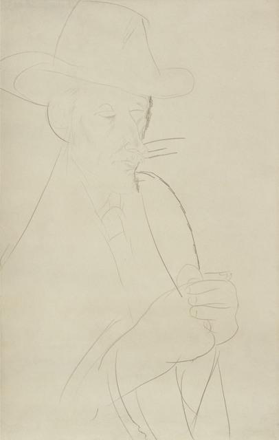 , 'Caballero,' 1916, Galerie Jean-François Cazeau