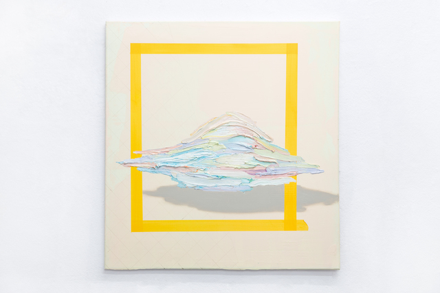 Anna Nero, 'UFO', 2016, Painting, Oil and acrylic on canvas, Falko Alexander