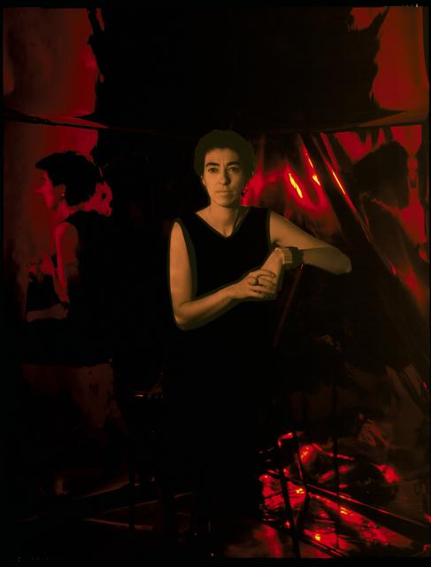 Clegg & Guttmann, 'Portrait of a young woman', 2005, Galerie Elisabeth & Klaus Thoman