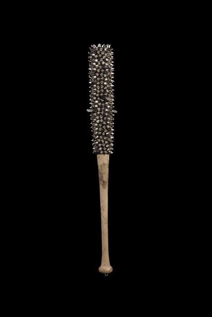 , 'Silver Quartz Bat,' 2017, MAIA Contemporary