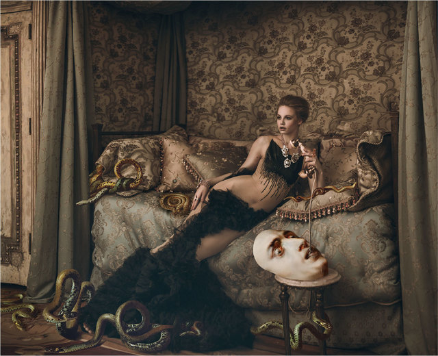Miss Aniela, 'Message To Medusa', 2016, The Contemporary Art Modern Project