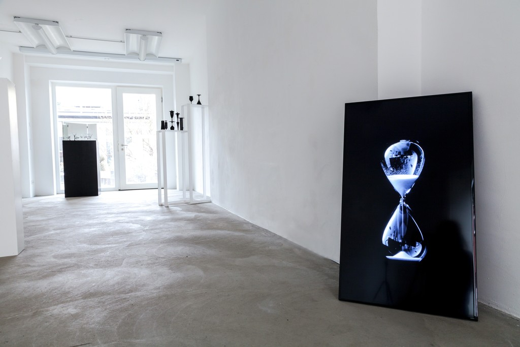 "exhibition view: ""Aeon"", 2011 
