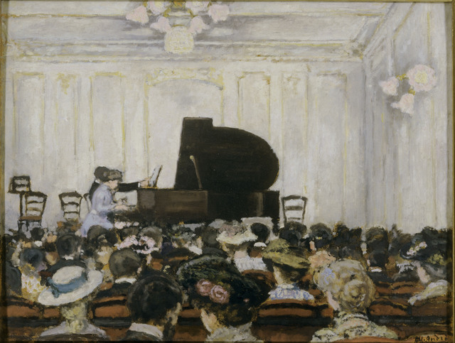 Albert André, 'The Concert', 1903, Phillips Collection