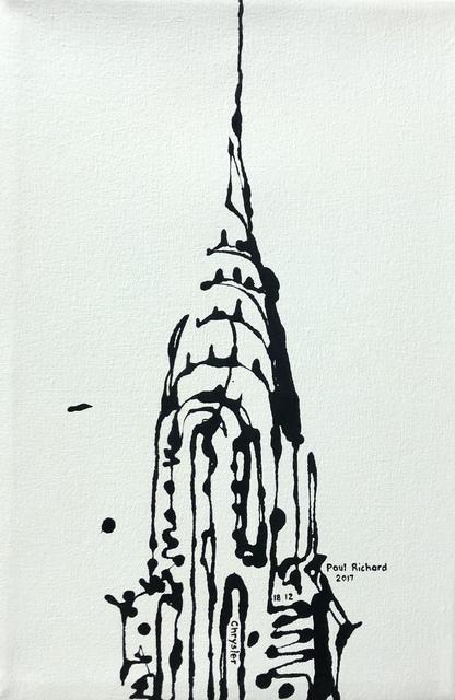 , 'Chrysler Building,' 2017, 212 Arts