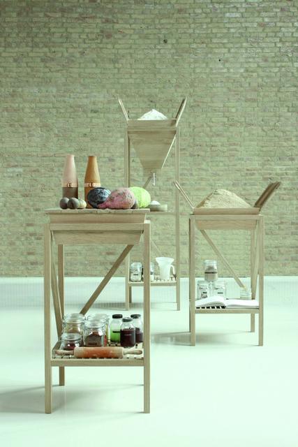 """, '""""Autarchy"""" installation,' 2010, Triennale Design Museum"""