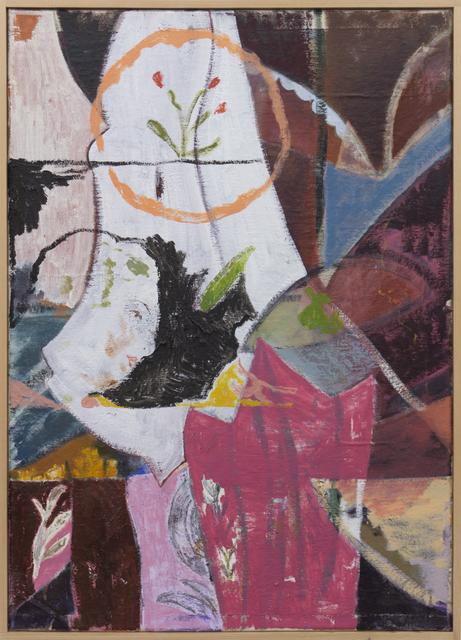 , 'Legs, lunch, tambourine (serenade),' 2019, V1 Gallery