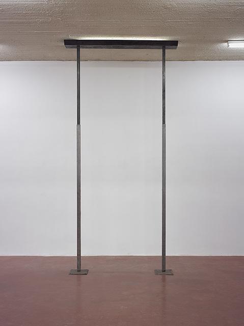 , '390 x 190 x 40 / Light Holder,' 2015, Dvir Gallery