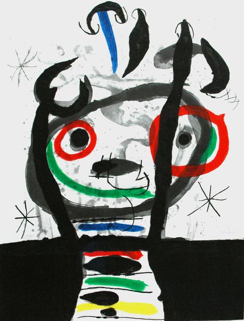 , 'Le grand Sorcier,' 1968, DIE GALERIE