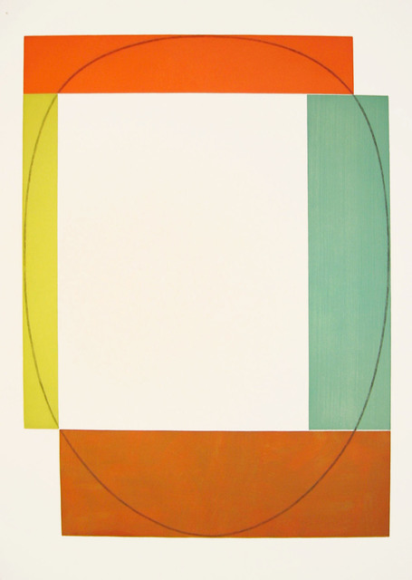 Robert Mangold, 'A, From Two Aquatints', 1985, Senior & Shopmaker Gallery
