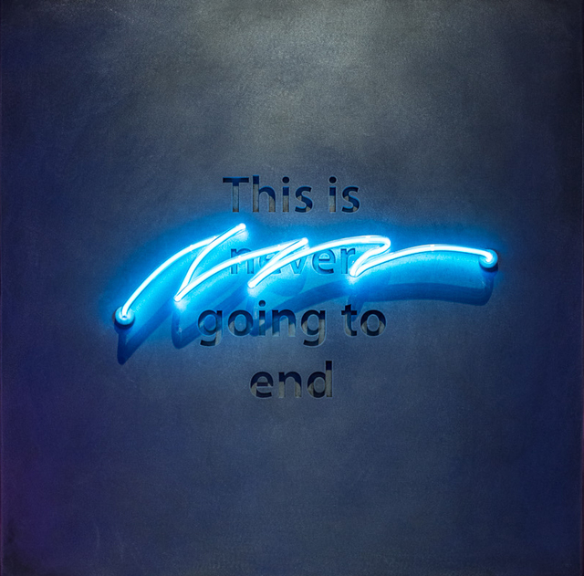 , 'This is Never Going to End,' 2017, k contemporary