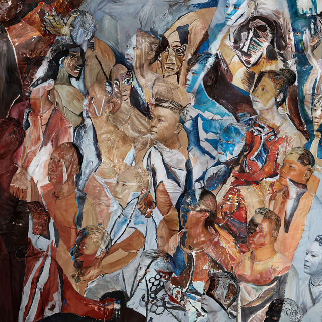 , 'Les Demoiselles D'Avignon,' 2018, Over the Influence