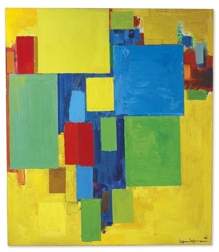 Hans Hofmann, 'Auxerre', Christie's