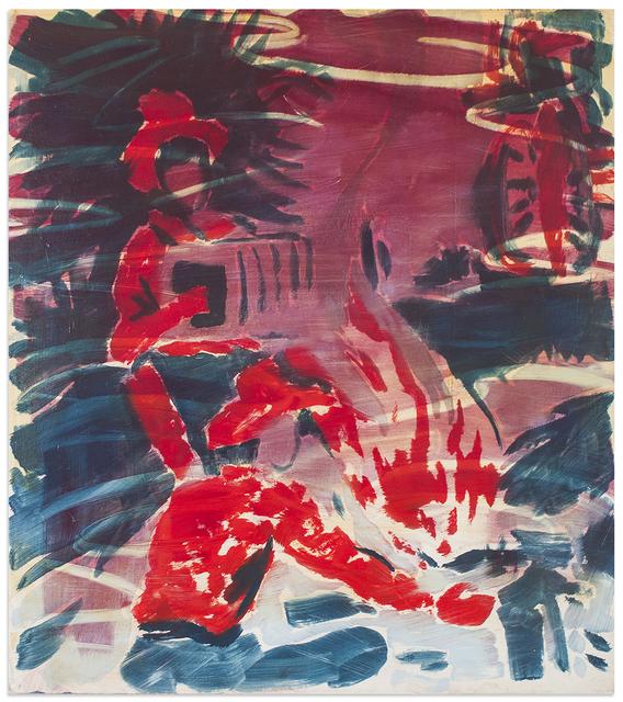 , 'Fire on Fire,' 2014, Anna Zorina Gallery