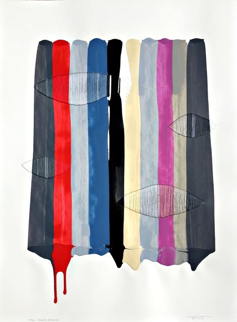 Raul de la Torre, 'Fils I Colors CCCXLIX', 2018, Artspace Warehouse