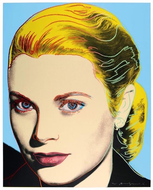 Andy Warhol, 'Grace Kelly (FS II.305)', 1984, Print, Screenprint on Lenox Museum Board, Revolver Gallery