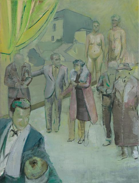 , 'Happening #2,' 2016, Galerie Bart