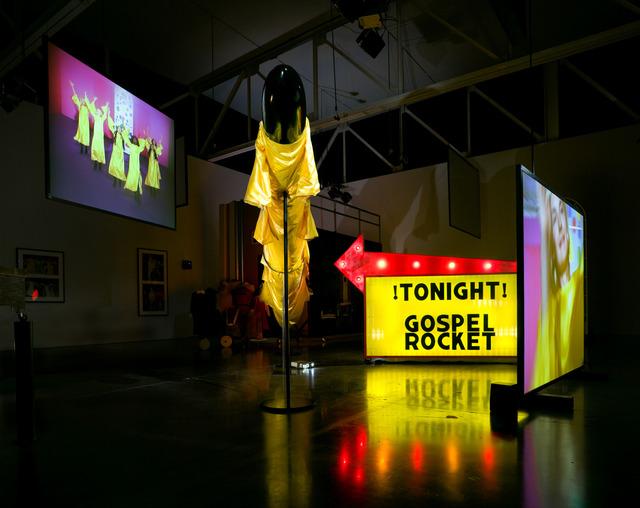 , 'Extracurricular Activity Projective Reconstruction #27 (Gospel Rocket),' 2004-2005, Gagosian