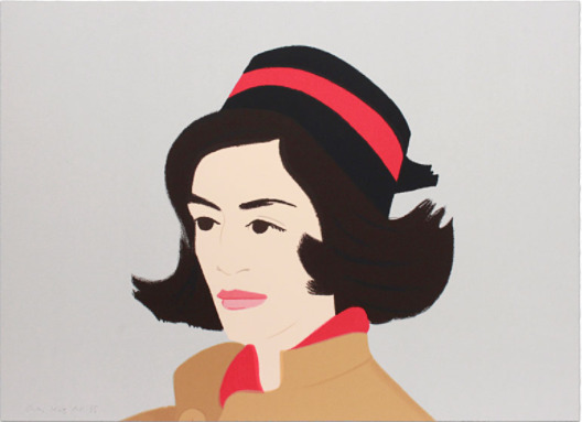, 'Ada in Hat,' 1990, Oliver Cole Gallery