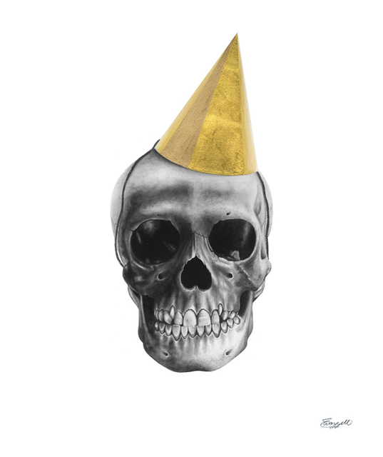 Elizabeth Waggett, 'Party skull', 2018, Laurent Marthaler Contemporary