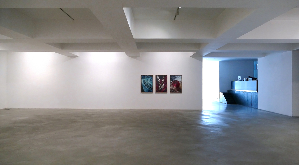 Marguerite Bornhauser   Invisible Stranger (group show at the gallery) from March to September 2020