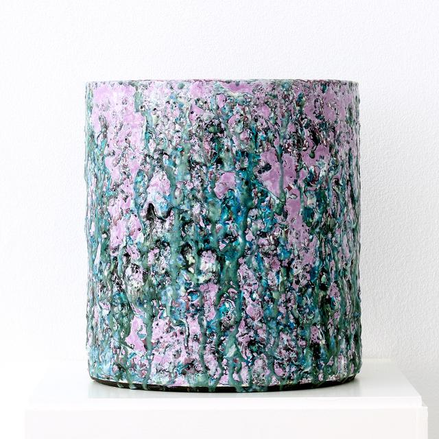 Morten Løbner Espersen, 'VACUI #1705 ', 2018, Sculpture, Ceramics, Stoneware, Glaze, Berg Gallery