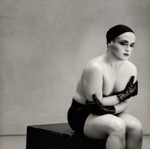 Greg Gorman, 'Jimmy James (seated), Los Angeles ', 1990,  29 ARTS IN PROGRESS gallery
