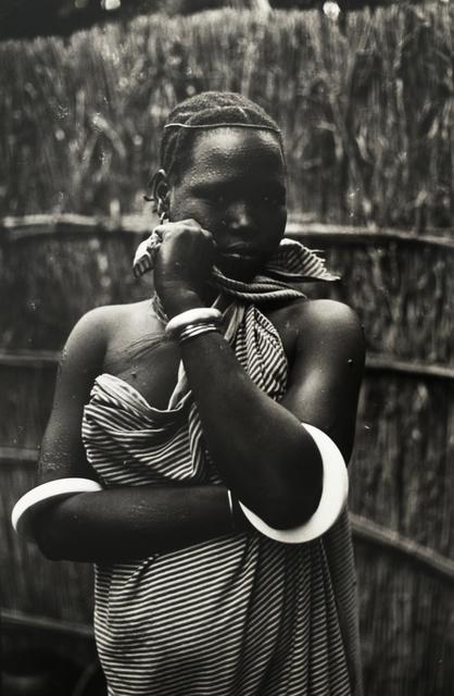 , 'Cicatrice Cosmetique, Gambela, Ethiopia,' 1973, Jenkins Johnson Gallery