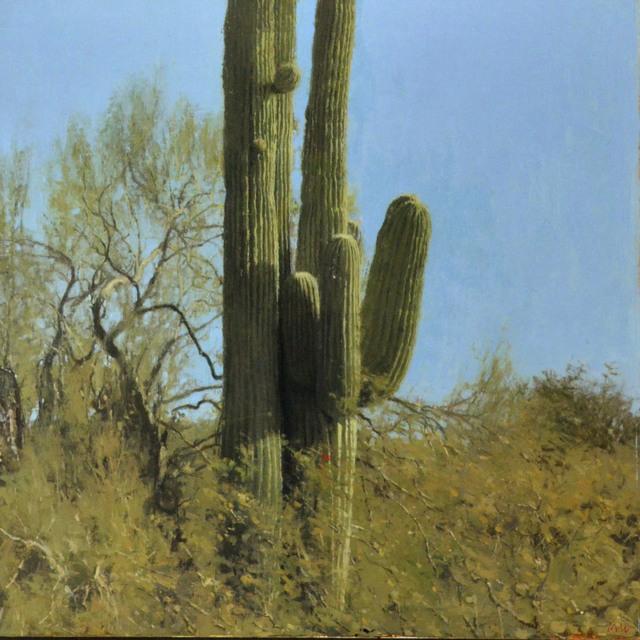 , 'El Saguaro,' 2017, Gallery 1261