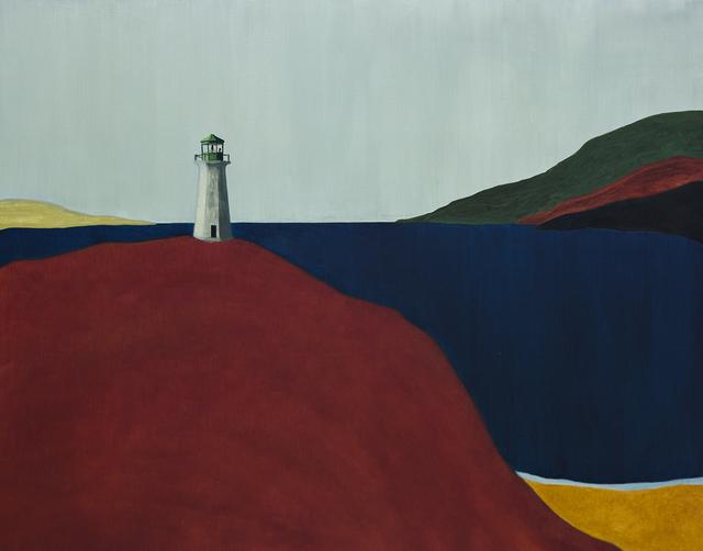 , 'Lighthouse,' 2017, Yiri Arts