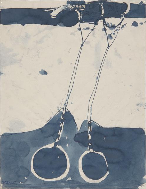 Richard Diebenkorn, 'Untitled', 1955, Richard Diebenkorn Foundation