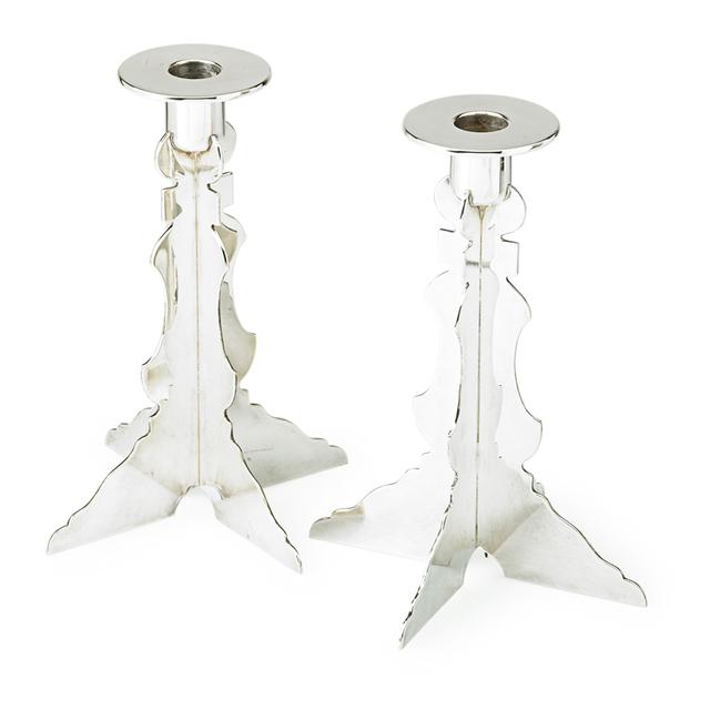 Robert Venturi, 'Pair Of Candlesticks, USA', 1980s, Rago
