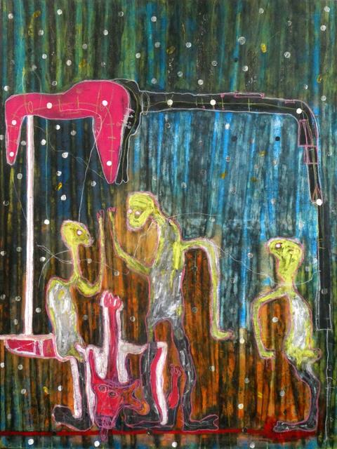Obodje, 'Initiation 2', 2019, LouiSimone Guirandou Gallery