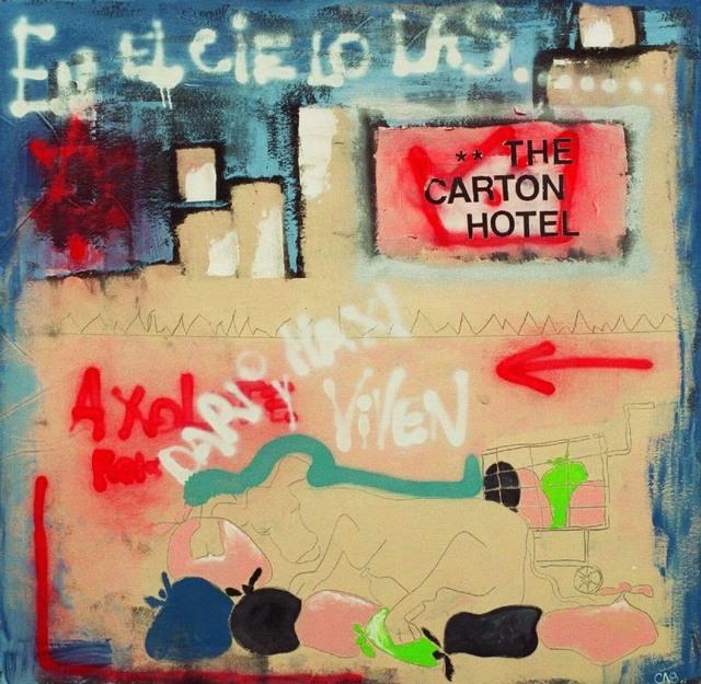 Carlos Alberto Scaramella, 'The Carton Hotel', 2017, Pigalle Gallery