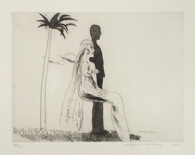 , 'The Marriage,' 1962, Gerrish Fine Art